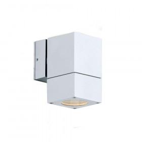 Σποτ Αλουμινίου Λευκό GU10 IP44 Paros 4053601 VIOKEF