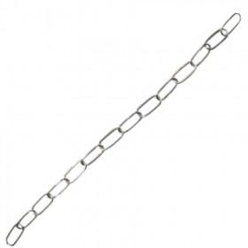 Αλυσίδα Νικελέ 3mm 18x42mm ΕΛΒΗΧ