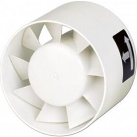 Εξαεριστήρας Αεραγωγού Φ100 Λευκός TDM-100 S&P