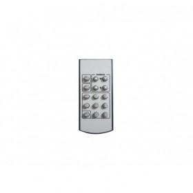 IRT200Α Τηλεχειριστήριο 15 Πλήκτρων Για GR-2000