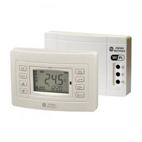Θερμοστάτης Ψηφιακός Ασύρματος WIFI Ψύξης/Θέρμανσης BS-851/KIT