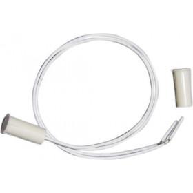 BS-439/W Χωνευτή Μαγνητική Επαφή Λευκή NC