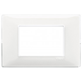Πλαίσιο Reflex 3 Στοιχείων Λευκό Plana VIMAR