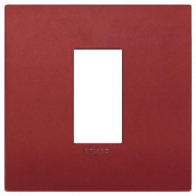 Πλαίσιο 1 Στοιχείου Κόκκινο 19641.75 Arke VIMAR