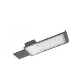 Φωτιστικό Οδικού Φωτισμού LED 50W 4000k 130x75° Γκρί IP66 BRAND