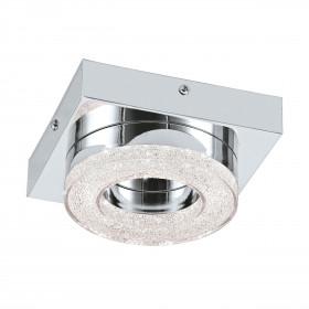 Φωτιστικό LED 1x4W 3000k Χρώμιο Fradelo 95662 EGLO