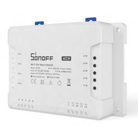 Διακόπτης Τεσσάρων Καναλιών Wi-Fi 4CHR3 SONOFF
