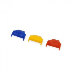 Κλίπς Αντάπτορ Snap-In To Keystone 19.7mm Κίτρινο N429.627 NEXANS