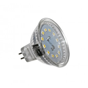 Λάμπα LED MR16 5W GU5,3 4000k 12VAC/DC 105° LUMEN