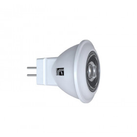 Λάμπα LED MR11 3W GU4 3000k 12VAC/DC 30° LUMEN