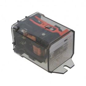 Ρελέ Υψηλών Ρευμάτων 2P 2CO 24V AC 25A FASTON RM805524 SCHRACK