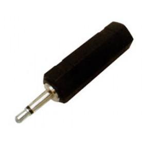 Adaptor 3.5mm² Mono Σε 6.3mm² Stereo Θηλυκό AU1330 UNI