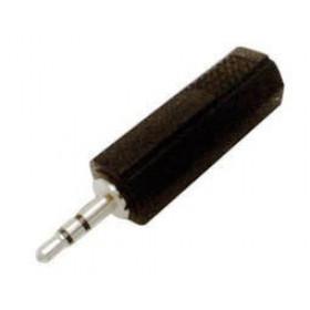 Adaptor 3.5mm² Stereo Σε 6.3mm² Mono Θηλυκό AU1318 UNI