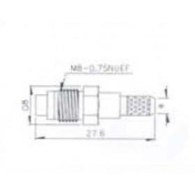 FME Θηλυκό Crimp RG223 V8140 UNI