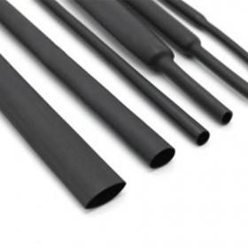 Θερμοσυστελλόμενο 4.8/2.4mm Μαύρο (-55+135°C) RSFR-H WOER