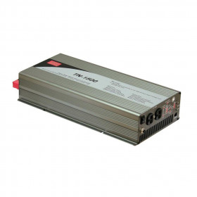 Inverter Καθαρού Ημιτόνου Με Φορτιστή 1500W Και Είσοδο 24VDC TN1500-224B MEAN WELL