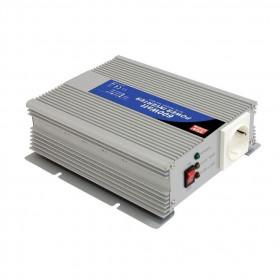 Inverter 600W 24V DC/AC 302-600F3 Modified Sine Wave MNW