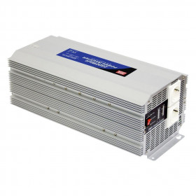 Inverter Τροποποημένου Ημιτόνου 2500W Και Είσοδο 12VDC A301-2K5F3 MEAN WELL