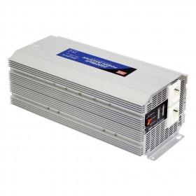 Inverter Τροποποημένου Ημιτόνου 2500W Και Είσοδο 24VDC A302-2K5F3 MEAN WELL