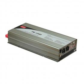 Inverter Καθαρού Ημιτόνου Με Φορτιστή 1500W Και Είσοδο 12VDC TN1500-212B MEAN WELL