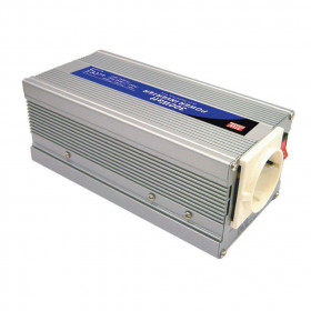 Inverter 300W 24V DC/AC 302-300F3 Modified Sine Wave MNW