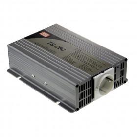 Inverter 200W 24V DC/AC TS200-224B True Sine Wave MNW