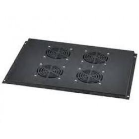 Βάση Οροφής Με 4 Ανεμιστήρες Για Rack SNB Με Βάθος 1000mm SAFEWELL