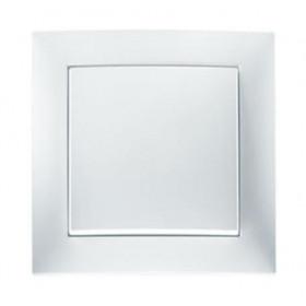 Πλαίσιο 1 Θέσης Λευκό S.1 BERKER