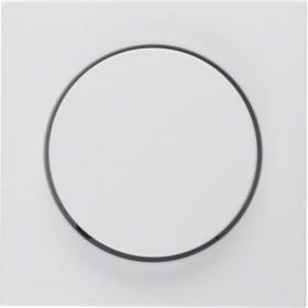 Μετώπη Περιστροφικού Dimmer Λευκό Ματ S.1/B.x BERKER