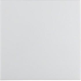 Μετώπη 1 Πλήκτρου Λευκό S.1/B.x BERKER
