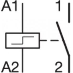 Ρελέ Καστάνιας 1P 1NO 48VAC/24VDC HAGER