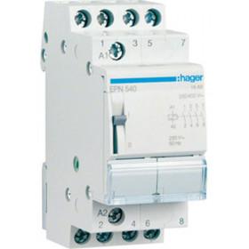 Ρελέ Καστάνιας 4P 4NΟ 230VAC/110VDC HAGER