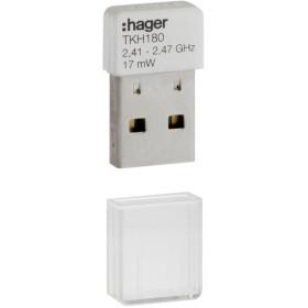 USB Ασύρματου Δικτύου WiFi TKH180 Για Coviva Smartbox