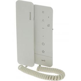 Θυροτηλέφωνο Με Ακουστικό Λευκό 100A16M CLASS