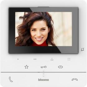 """Οθόνη Touch Handsfree 5"""" Λευκή 100V16Ε CLASS"""