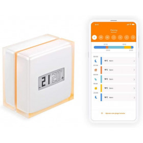 Θερμοστάτης Ψηφιακός Smart WiFi NTH01-EN-EU NETATMO