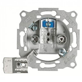 Μηχανισμός TV-R Διέλευσης 8150.7 Niessen