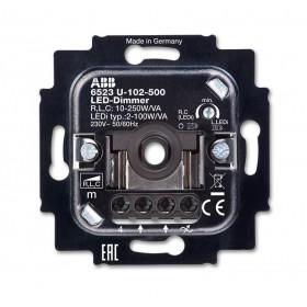 Μηχανισμός Dimmer Περιστροφικός 100W 6523U-500LED