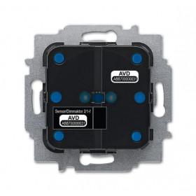 Ασύρματος Μηχανισμός Εντολών Καί Ενεργοποιητής Dimming KNX 2 Πλήκτρων 4 Εντολών SDA-F-2.1.1-WL Free@home