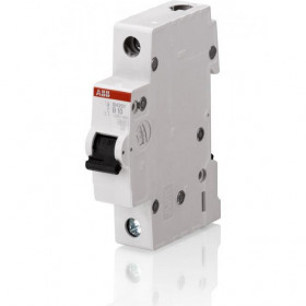 Αυτόματη Ασφάλεια 1P C 10A 6kA SH201 ABB