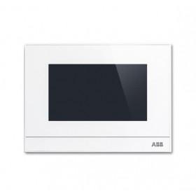 """Οθόνη Οπτικοποίησης KNX 4.3"""" Λευκό DP4-1-611 Free@home"""