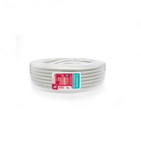 Σωλήνα Σπιράλ Μ.Τ. MediFlex ΑΜ Φ50 Λευκό Αντιμικροβιακή ΚΟΥΒΙΔΗΣ