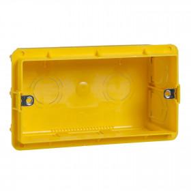 Κουτί Διακόπτου 4 Στοιχείων MGU8.604 Unica