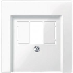 Μετώπη Πρίζας Ηχείων Ή HDMI Λευκό System-M