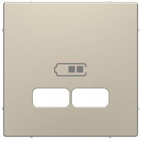 Μετώπη Πρίζας Διπλής USB Sahara D-Life