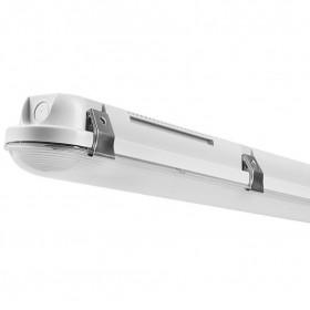 Φωτιστικό Οροφής LED 39W 4000k 120cm IP66 Γκρι 230V Damp Proof Compact LEDVANCE