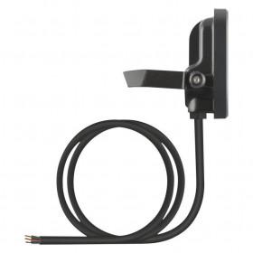 Προβολέας LED 10W 3000k IP65 Μαύρος 100° Floodlight SYM 230V LEDVANCE