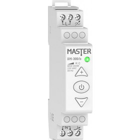 Dimmer Ράγας 300W ALL LOADS/LED DM-300/b MASTER ELECTRIC