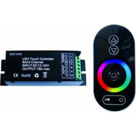 Μηχανισμός Και Controller Για ταινίες LED RGB 12V/24VDC 18A ACA
