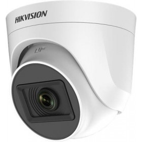HIKVISION - DS-2CE76H0T-ITPFS Κάμερα Dome 5MP, με φακό 2.8mm και IR20m.